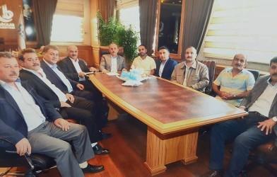 Bağcılar Belediye Başkanına Ziyaret