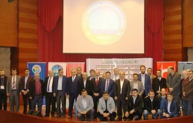Fatsa Dernekler Federasyonu'muz (FADEF) Kongresini Yaptı