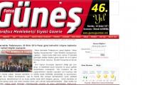 Kahvaltı Programımız Fatsa Güneş Gazetesinde