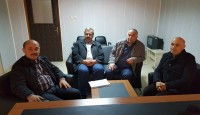 Fatsa Beyceli Mahalle Muhtarlığını Ziyaret