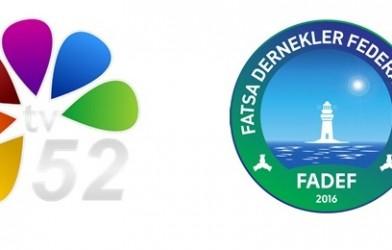 Federasyon Hizmet Binamızın Açılışı TV52'de