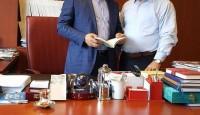 Gazeteci- Yazar Ekrem KIZILTAŞ'a Ziyaret
