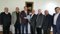 Fatsa Ticaret Odası Başkanı Ziyaret Edildi