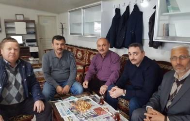 Fatsa Din Görevlileri Derneği'ne Ziyaret