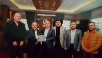 Bağcılar Belediye Başkanı Lokman ÇAĞRICI'ya Ziyaret