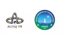 Federasyon Hizmet Binamızın Açılışı Altaş Tv'de