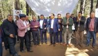 Fatsa Yukarıtepe Köyü Derneğimizin Piknik Şöleninde Buluştuk