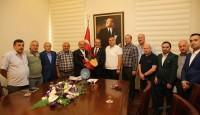 Federasyonumuzdan Ordu Valisi Seddar Yavuz'a Ziyaret