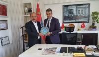 Fatsa Emniyet Müdürü Sayın İbrahim Ethem ÖZTÜRK'E Ziyaret