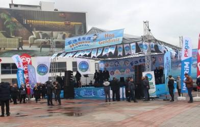 Fatsa 1. Hamsi Festivali Yapıldı.