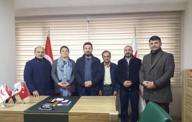 Federasyonumuzdan Birlik ve Beraberlik Derneği Başkanı Rafia BEYLİK'e Ziyaret