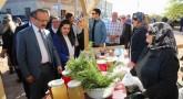 Fatsa'da Organik Ürünler Pazarı Açıldı