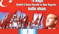19 Mayıs Gençlikk ve Spor Bayramı Kutlaması