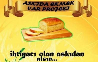 Fatsa Ekmeğini Paylaşıyor!