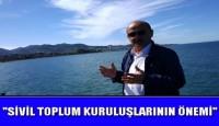 """Yeşiltaş : """"SİVİL TOPLUM KURULUŞLARININ ÖNEMİ"""""""