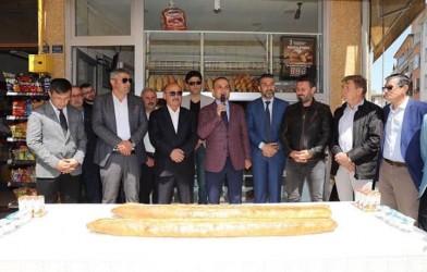 """""""Fatsa Ekmeğini Paylaşıyor, Askıda Ekmek Var"""" projesi hayata geçti."""