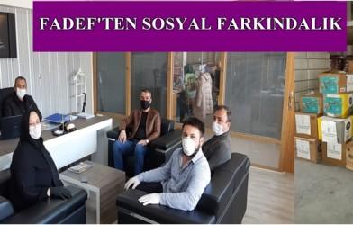 FADEF'DEN SOSYAL FARKINDALIK